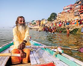 INDIA & THE SACRED GANGES<br>13 days New Delhi to Kolkata<br>Uniworld River Cruises<br><br>$10699*