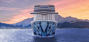Choose between 5 free* perks<br>on select cruises<br>with Norwegian Cruise Line<br><br>Expires November 30, 2018