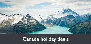 Canada Holiday deals