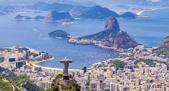 ICONS OF SOUTH AMERICA<br>21-day tour from $9985*