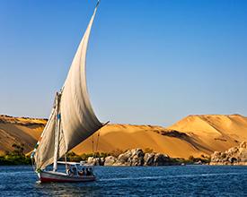 SPLENDORS OF EGYPT & THE NILE<br>12 days Roundtrip Cairo<br>Uniworld River Cruises<br><br>$7999*