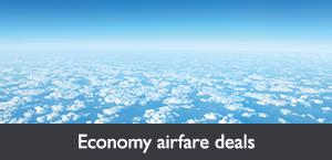 Economy airfare deals