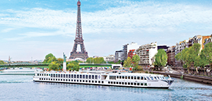 Save up to 30%*<br>on select cruises<br>with Uniworld River Cruises<br><br>Expires December 31, 2018