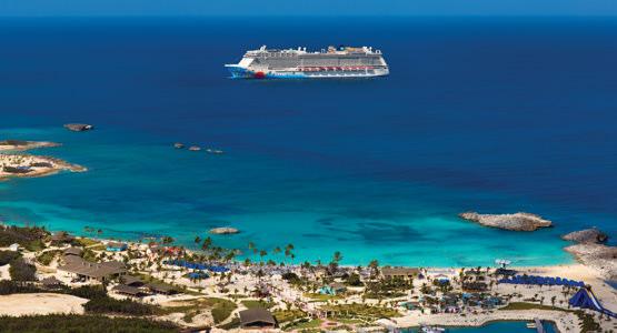 BAHAMAS BREAK<br>4-night cruise from $968*