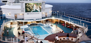 Receive up to $800* <br>to spend onboard<br>with Princess Cruises<br><br> Expires December 31, 2018