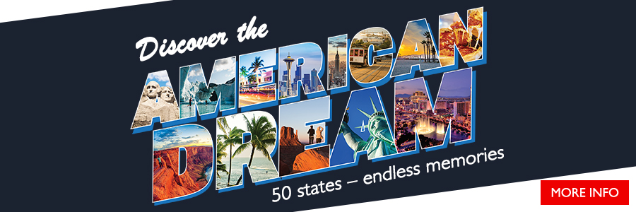 Discover the American Dream - with deals to destinations across the US