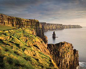 NORTHERN & SOUTHERN IRELAND<br>8-Day Tour<br>Intrepid Travel<br><br>$2637*