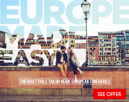 Europe Made Easy - Save on Europe holidays and tours until February 28th