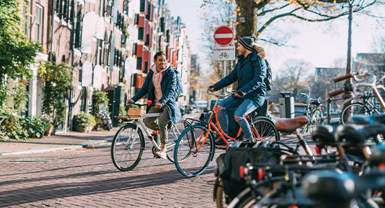 BERLIN TO LONDON: BIKES & BEER GARDENS<br>6-day tour from $1151*
