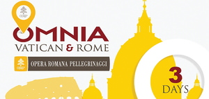 3-Day OMNIA Vatican and Rome Card