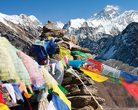HIGHLIGHTS OF NEPAL<br>9-Day Tour<br>On The Go Tours<br><br>$1976*