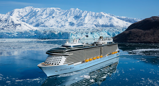 ALASKA<br>7-night cruise from $1865*