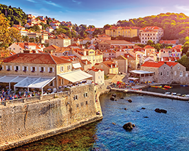 CROATIA & THE DALMATIAN COAST<br>8-Day Tour<br>Back-Roads Touring<br><br>$3104*