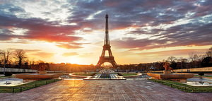 Paris & Eiffel Tower Tour