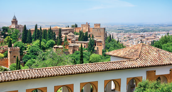 BEST OF SOUTHERN SPAIN<br>8-day tour from $1699*
