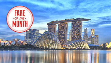 Fare of the Month – Singapore Sling