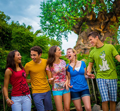 <em>Disney's Animal Kingdom</em> Theme Park
