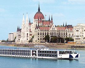 DANUBE HOLIDAY MARKETS<br>8 days from Budapest to Passau<br>Uniworld River Cruises<br><br>$5799*