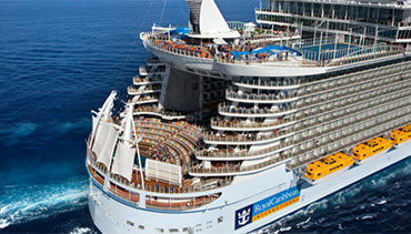 Cruising Royal Caribbean's Allure of the Seas