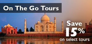 On The Go Tours - Save 15% on select tours