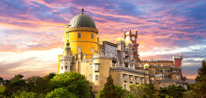 Sintra, Cascais and Estoril Tour