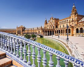 THE BEST OF SPAIN<br>9-Day Tour<br>Globus<br><br>$2755*