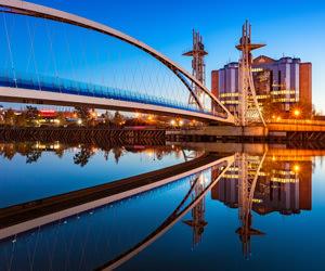 Manchester & Surroundings