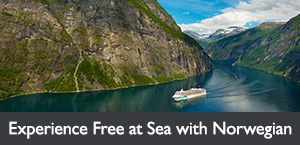 Experience Free at Sea with Norwegian Cruise Line