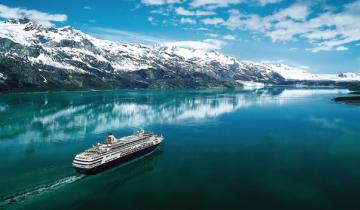 Cruising Alaska with Norwegian Cruise Line