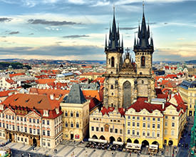 HIGHLIGHTS OF CENTRAL EUROPE<br>9-Day Tour<br>Intrepid Travel<br><br>$2281*