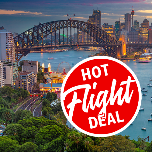 Australia Flight Deals Flight Centre Canada