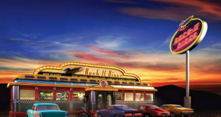 9 Classic American Diners