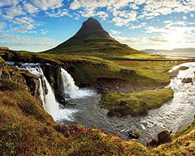 ICELAND HIGHLIGHTS<br>5-Day Tour<br>Back-Roads Touring<br><br>$5129*