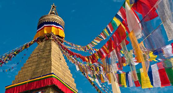 DELHI TO KATHMANDU ADVENTURE<br>15-day tour from $1519*