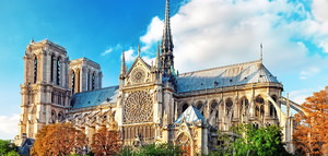 Historic Paris and Notre Dame Tour