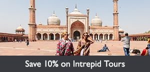Save 10% on select Intrepid tours