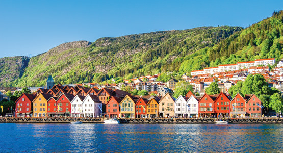 MYSTICAL FJORDS<br>13-night cruise from $3714*