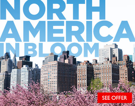 North America in Bloom