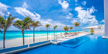 Save $200* per room<br>at select Playa Hotels & Resorts<br>with WestJet Vacations<br><br>Expires October 27, 2019