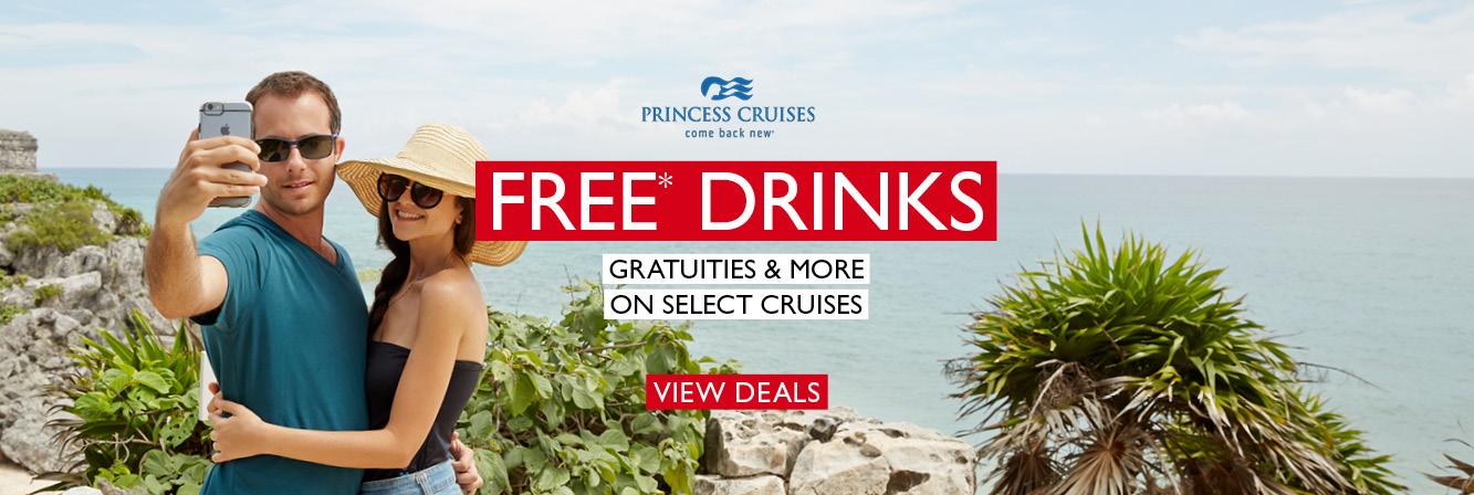 Princess Cruises Best. Sale. Ever.