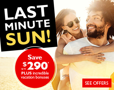 Last Minute Sun Campaign