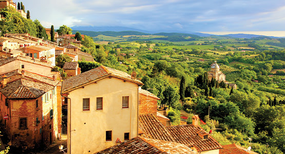 GEMS OF UMBRIA & TUSCANY<br>9-day tour from $2968*