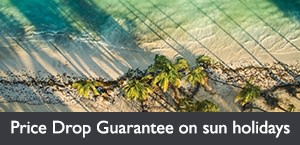 Price Drop Guarantee on sun holidays