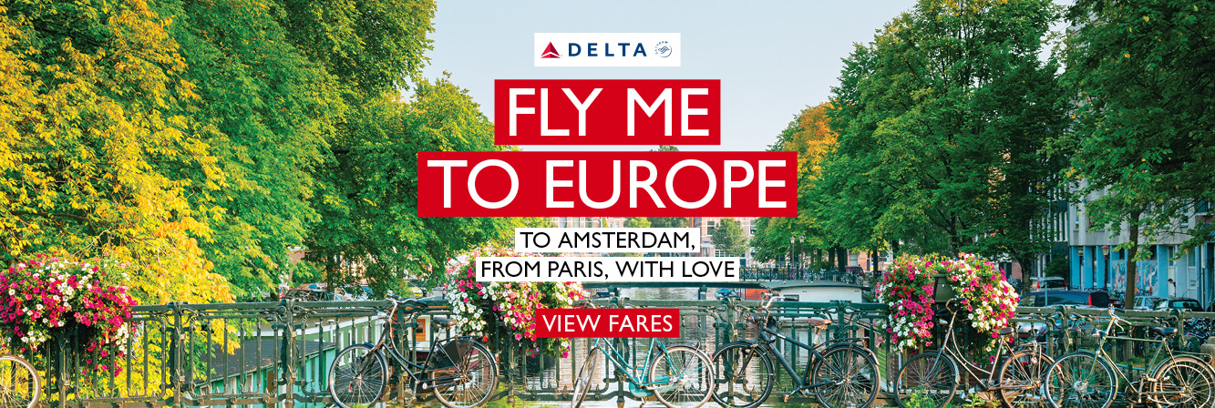 Fly Me to Europe