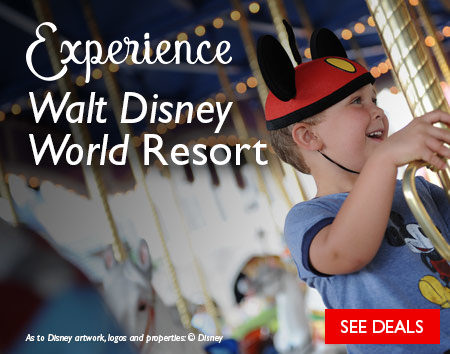 Experience Disney World Resort and Save with Canadian Resident Special Ticket Price!