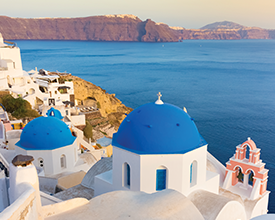 CLASSICAL GREECE<br>8-Day Tour<br>Globus<br><br>$2321*