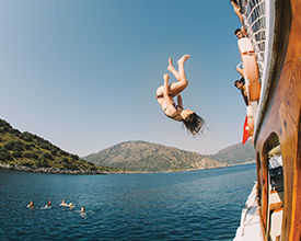 TURKEY EXPLORED<br>12-Day Tour<br>Topdeck Travel<br><br>$1669*