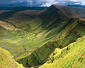 THE WONDERS OF WALES<br>8-Day Tour<br>Back-Roads Touring<br><br>$3229*