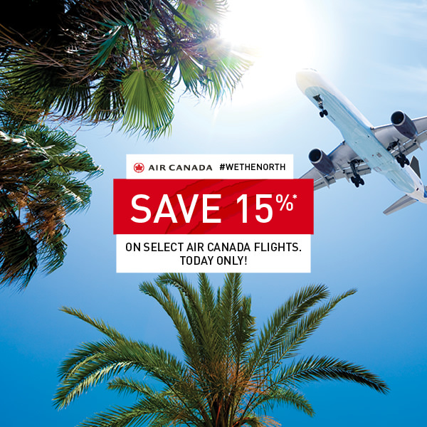 Air Canada Sale Flight Centre Canada