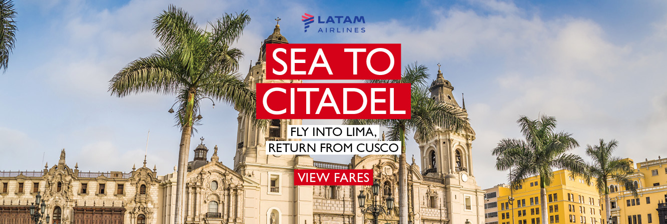 Fare Of The Month - Sea to Citadel